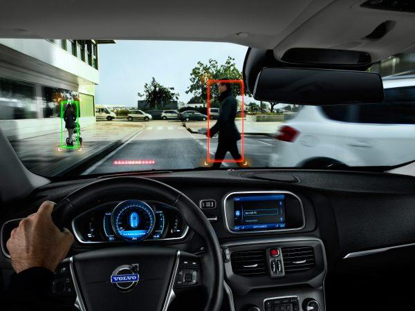 Pedestrian detection system calibration