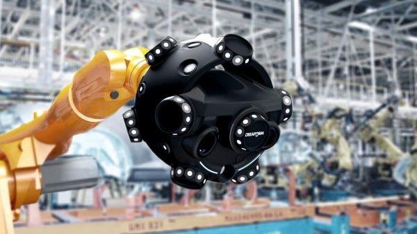 Inspección 3D robotizada