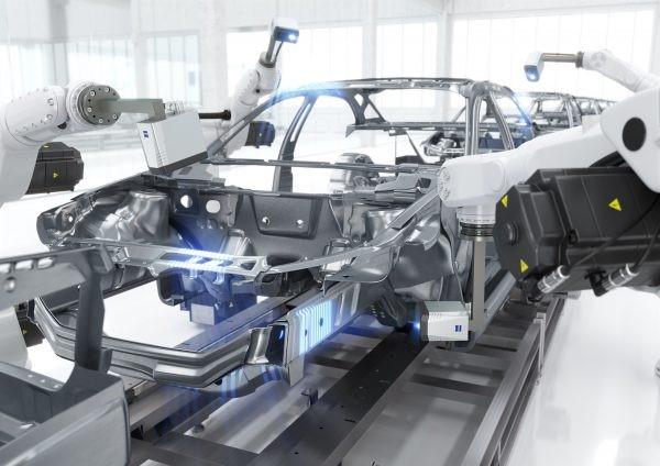 Machine vision for automotive and robotics